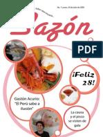Sazón