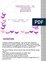PRODUCTION & OPERATION MGMT, PPT