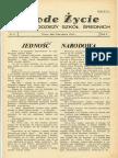 Młode Życie - Pismo młodzieży szkół średnich nr 2