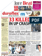 Bangalore Beat Evening Newspaper - 07.07