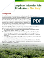 Carbon Footprint of Indonesian Palm Oil Production_a Pilot Study