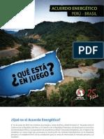 Cartilla Acuerdo Energético Perú-Brasil (SPDA)