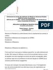 Centre d'enseignement et de recherche en action humanitaire de Genève - Remise diplômes