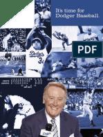 2011 Los Angeles Dodgers Media Guide 2011