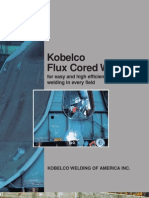Kobelco Flux Coated Wires 2009