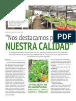 Entrevista a Quinta Fresca