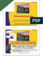 07-Hibernate-Querying QBC and QBE(1)