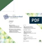 A CNTU e a Saúde no Brasil