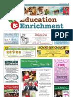 Education & Enrichment - July 2011 - SCT