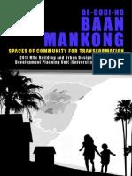 Decoding Baan Mankong- Bangkok, Thailand