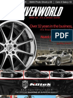 Driven World Magazine July Issue