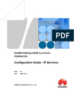 Configuration Guide - IP Services(V300R007C00 02)[1]