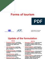 UNWTO Presentation - Item 9