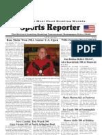June 29, 2011 Sports Reporter