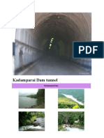 Kadamparai Dam Tunnel