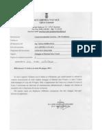 Risposta Accademia Navale Di Livorno Al Veneto Serenissimo Governo