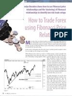 How to Trade Forex Using Fibonacci Price Relationships