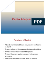 14818 Capital Adequacy