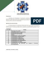 Carta de Postulacion Aph 2011
