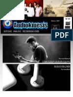 Audiokinesis #1
