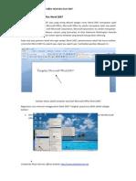 Panduan Microsoft Office Word 2007