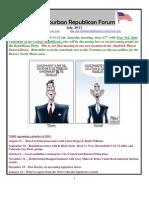 NSRF July 2011 Newsletter