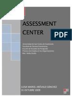 Assesment Center Investigacion
