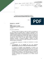 Norma sobre moratoria para transgénicos observada por el Ejecutivo