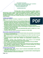 ISO Rafiuzama CV