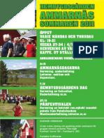 Hembygdsgården sommar 2011