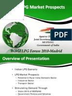 LPG Market Prospects India