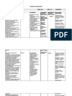 Planificación semestral I medio- biología 1er semestre