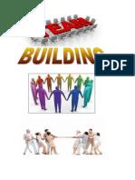 Team Building Tingkatan 6