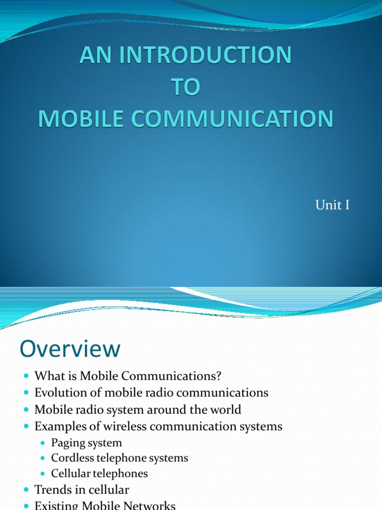 cellular and mobile communication by w.c.y.lee