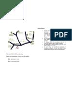Mapa Ubicacion Del Rey Inn Toluca
