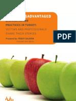 Always Disadvantaged Discrimination Practices in Turkey