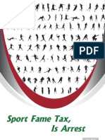 Sport Fame Tax, Is Arrest [July 2011]