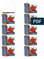 Book Worm Labels