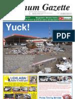 Platinum Gazette 8 July 2011