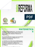 03 EXPO-REFORMA 2011 Matemáticas