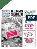 Penny Stretcher, July 6, 2011