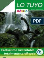 ecoturismo sustentable