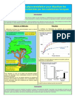 phytorémédiation