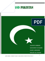 Brand Pakistan REPORT