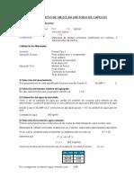 Diseño f'c=210 yanamancha