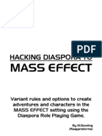 Hacking Diaspora to Mass Effect v1 0