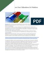 Avenue AppStore Para Utilizadores De Windows PC