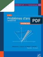 Problèmes d_analyse - Tome 3_ Intégration