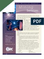 SRC Mining Services