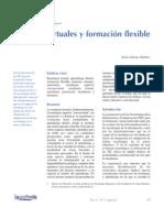 Entornos Virtuales y Formacion Flexible